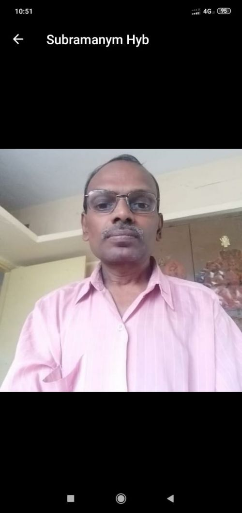 Indian Matrimonial Profile : D.s.sarma 53year 9/17/2020 12:23:00 PM  from India